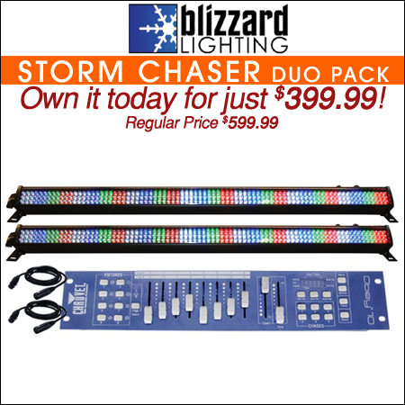 Blizzard Storm Chaser Duo Pack