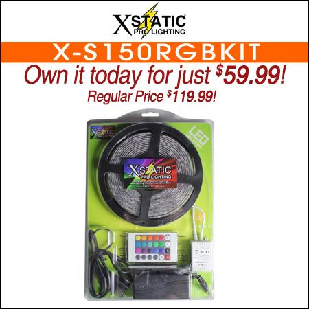 XStatic X-S150RGBKIT