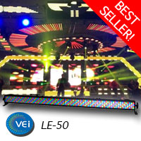 Visual Effects LE50 Wash Light