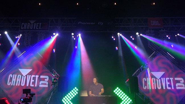 Chauvet DJ Intimidator Wave IRC Bundle