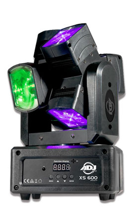 ADJ XS600