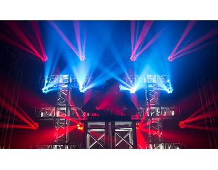Pioneer DJ Chauvet DJ Intimidator Trio
