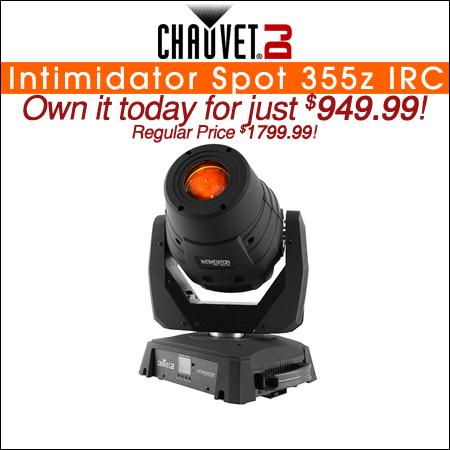 Chauvet DJ Intimidator Spot 355Z IRC