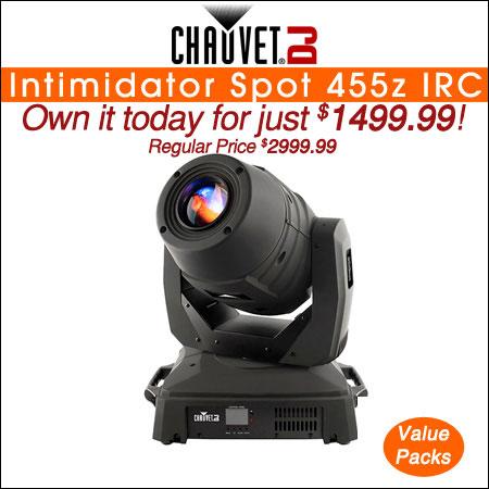 Chauvet DJ Intimidator Spot 455z IRC