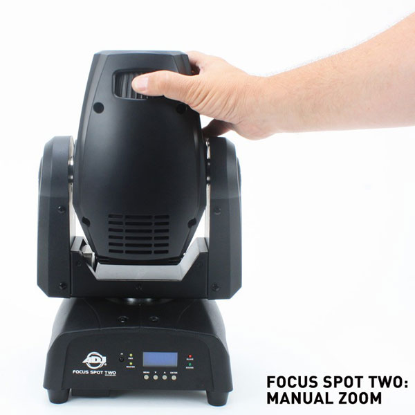 ADJ Focus Spot two