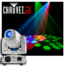 Chauvet DJ Intimidator Spot 255 IRC White