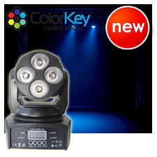 ColorKey Mover Miniwash QUAD 4