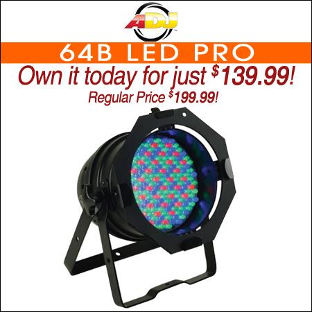 ADJ 64B LED Pro