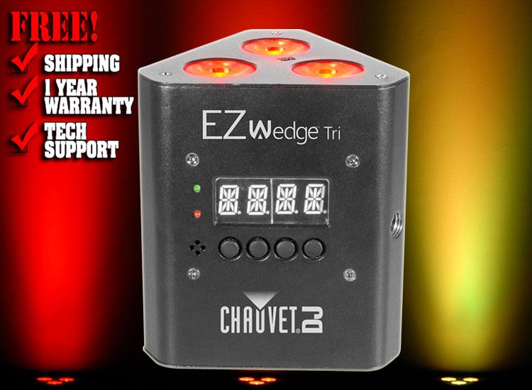 Chauvet DJ EZWedge Tri