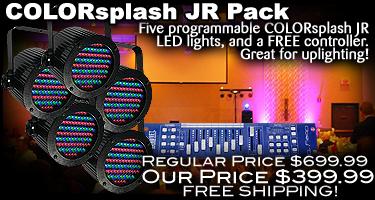 COLORsplash JR Pack