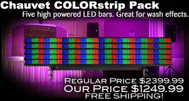 COLORstrip Pack
