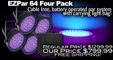 EZPar 64 Four Pack