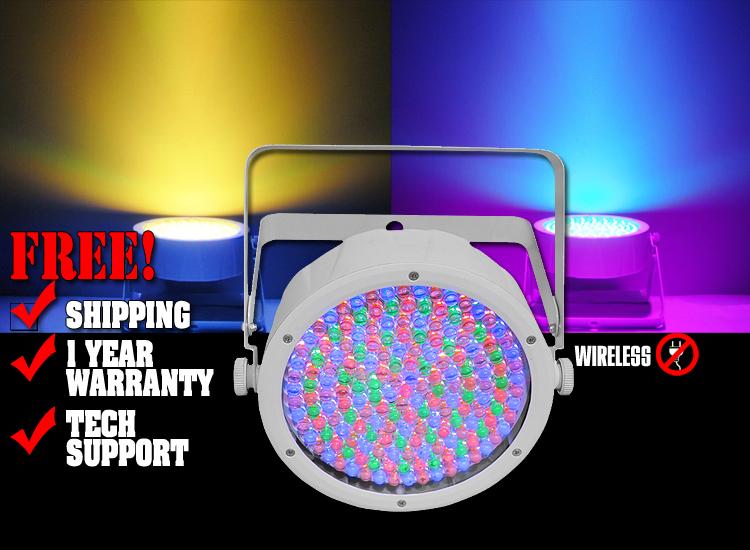 Chauvet EZpar 64 RGBA White