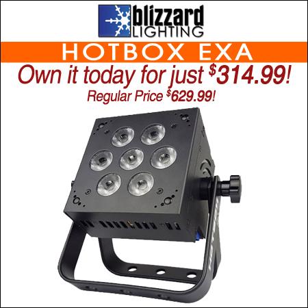 Blizzard HotBox™ EXA
