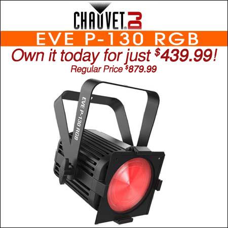 Chauvet DJ EVE P-130 RGB