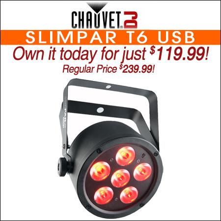 Chauvet SlimPAR T6 USB