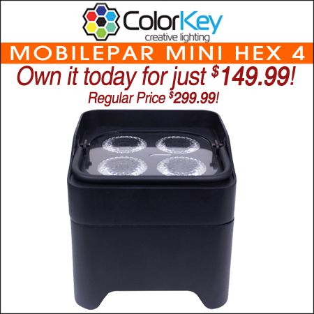 ColorKey MobilePar Mini Hex 4