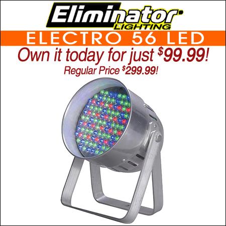 Eliminator Electro 56 LED