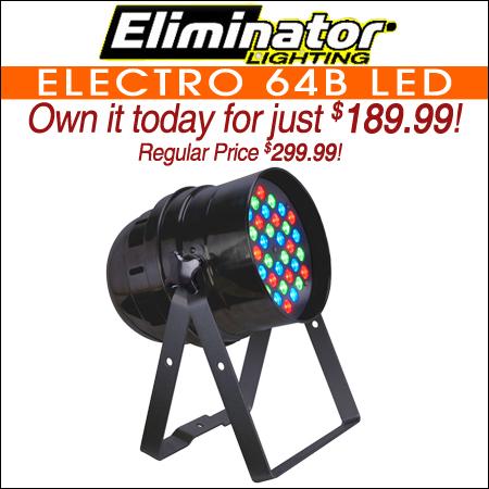 Eliminator Electro 64B LED
