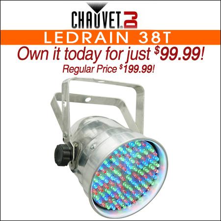 Chauvet LEDRain 38T