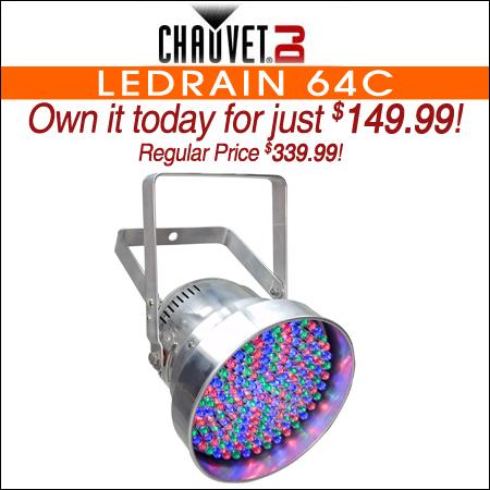 Chauvet LEDrain 64C