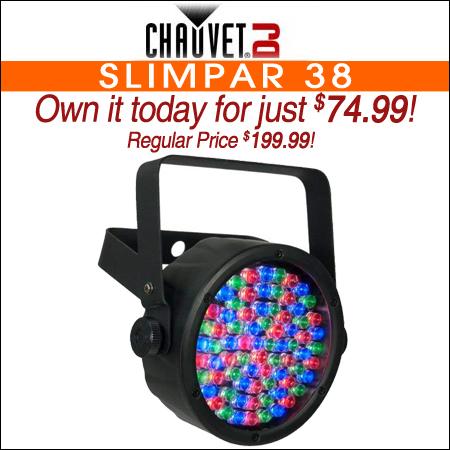 Chauvet SlimPar 38