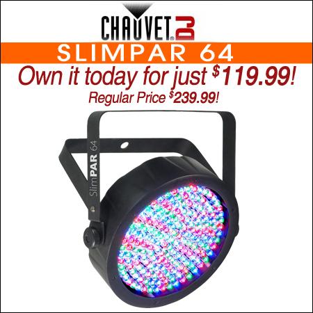 Chauvet SlimPar 64