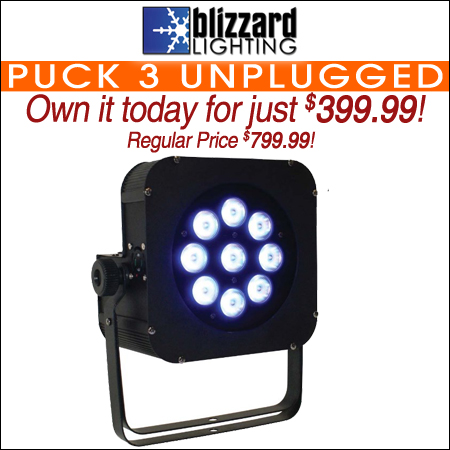 Blizzard The Puck 3 Unplugged