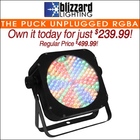 Blizzard The Puck Unplugged RGBA