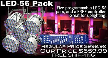 LED 56 Pack