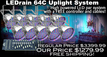 LEDrain 64C Value System