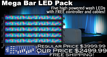 Mega Bar LED Pack