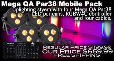 Mega QAPAR38 Mobile Pack