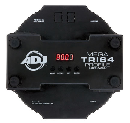 American DJ Mega Tri 64 Profile Two Pack