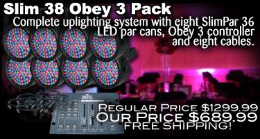 Slim 38 Obey 3 Pack