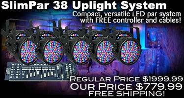 SlimPar 38 Value Pack