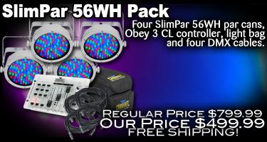 SlimPar 56 WH Pack