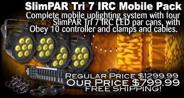 SlimPAR TRI 7 IRC