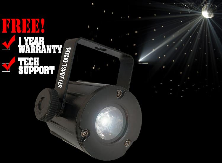 Chauvet Pocketspot LED