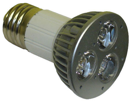 Eco-LED E27JDR-3X1