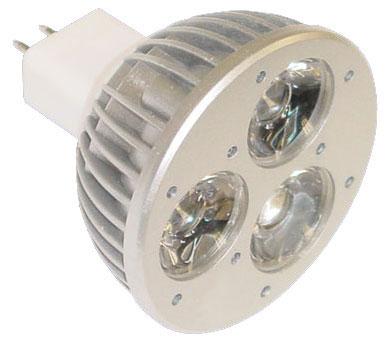 Eco-LED MR16-C3X1W