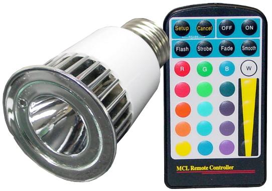 Eco-LED MCL-E27-5W