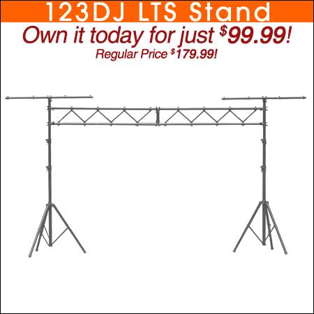 123DJ LTS Stand
