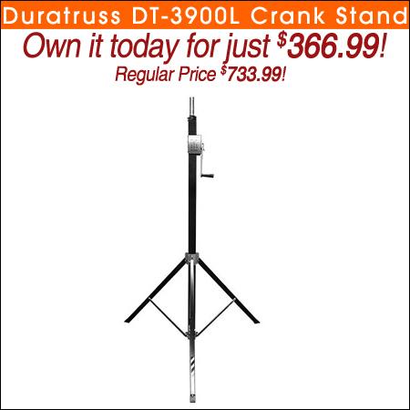 Duratruss DT-3900L Crank Stand