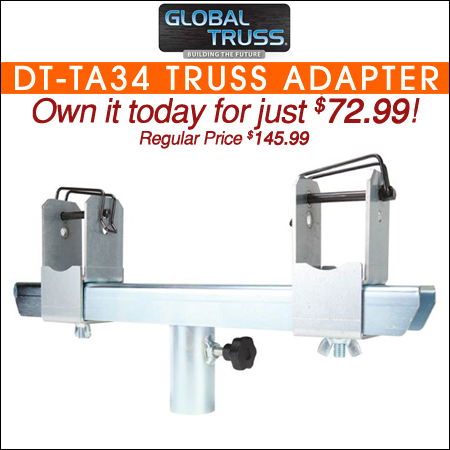 Global Truss DT-TA34 TRUSS ADAPTER