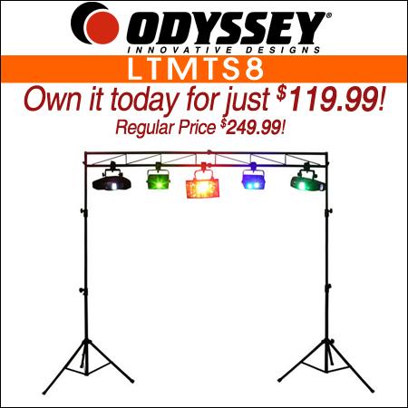Odyssey LTMTS8