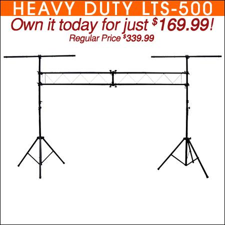 Heavy Duty LTS-500
