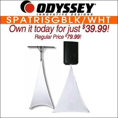 Odyssey SPATRISGBLK/WHT