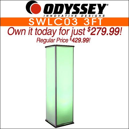 Odyssey SWLC03 3ft