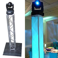 Vertical Light Stands